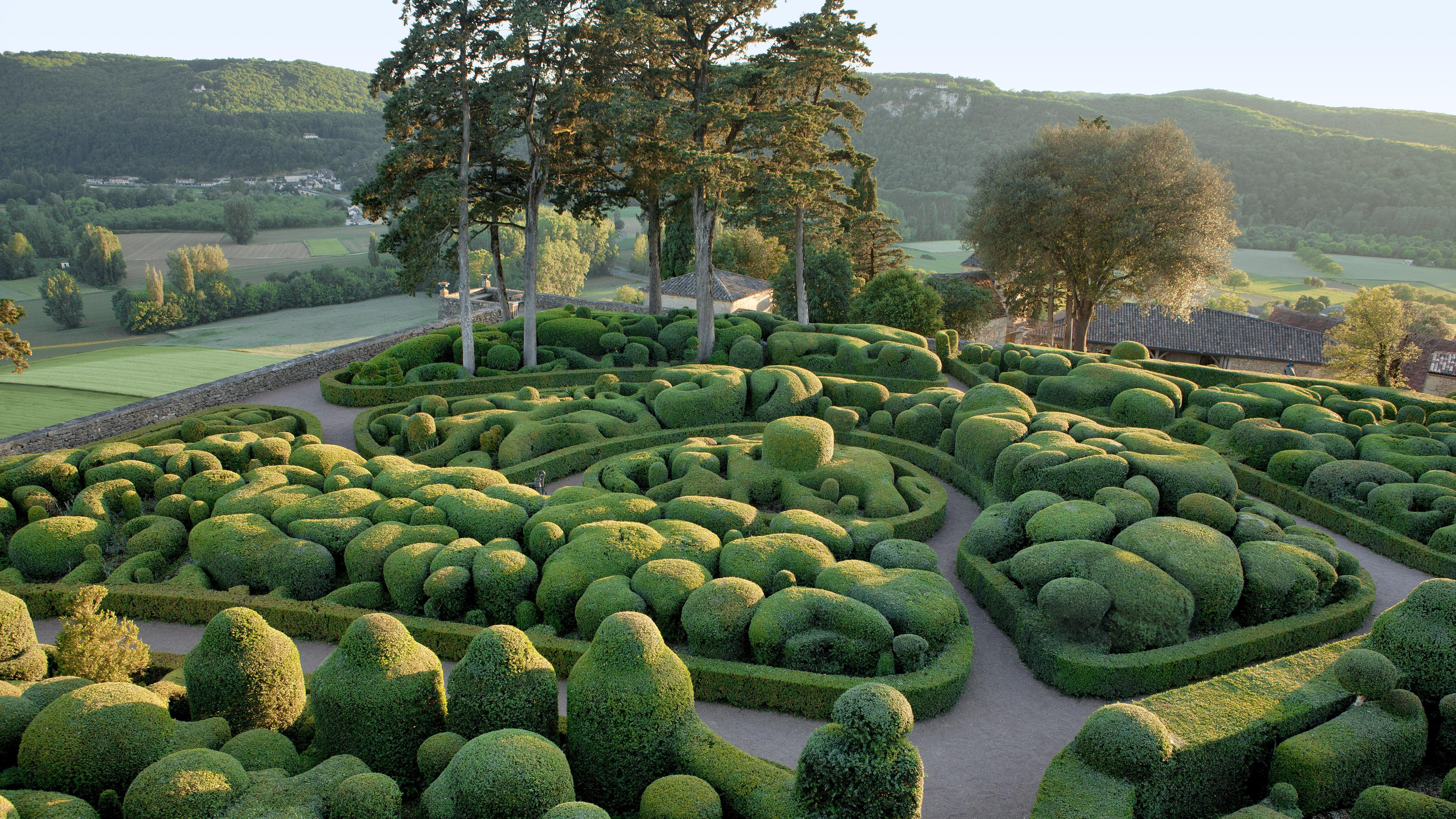 Les Jardins de Marqueyssac VEZAC